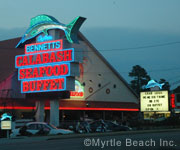 Restaurants on the Grand Strand